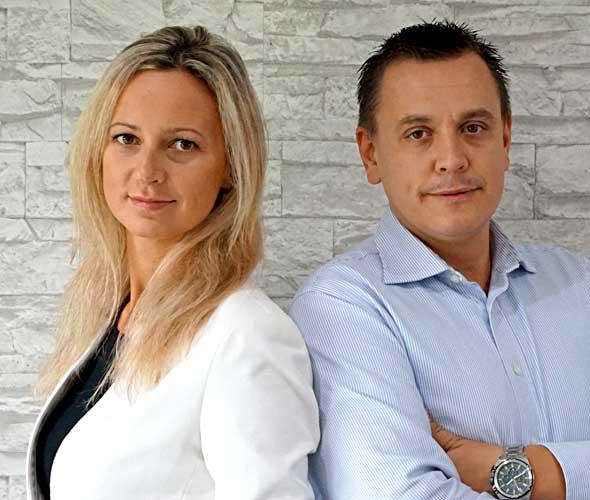 Peter und Violetta Rakowski