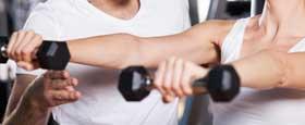 Trainingsbetreuung